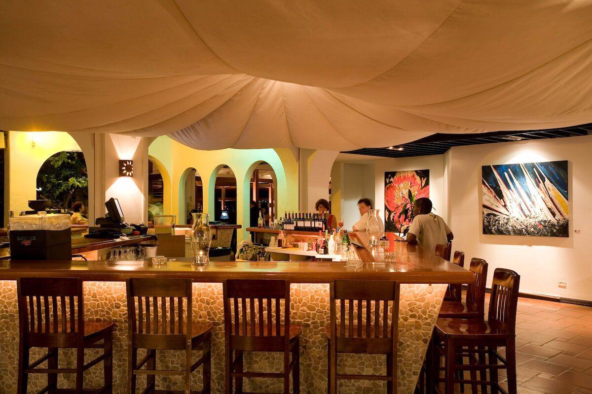 Ocean Lounge | Philipsburg Restaurant